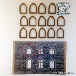 "Small Gothic Window ""Basic"""