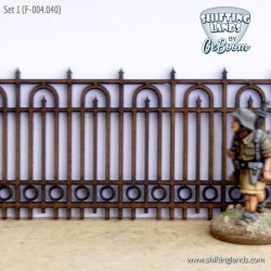 Classic Fence series