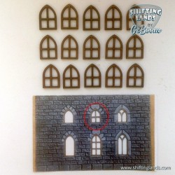"Small Gothic Window ""Classic"""