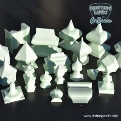 Shape Shifter Template Expansion set 01