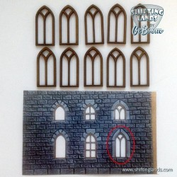 "Medium Gothic Window ""Basic"""