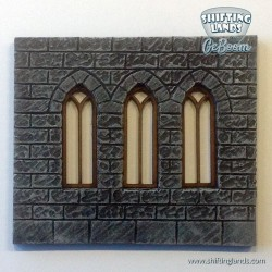 "Long Gothic Window ""Traditional"""