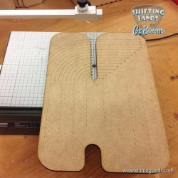 Circular Cutting Board
