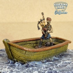 The Bulky Row Boat