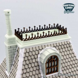 Roof Trim Victorian Style -...