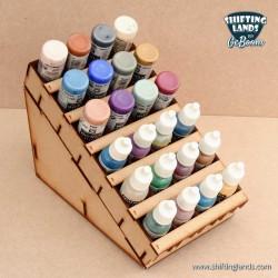 Paint Rack- Vallejo half rack